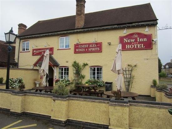 The New Inn: New Inn Clifford Chambers