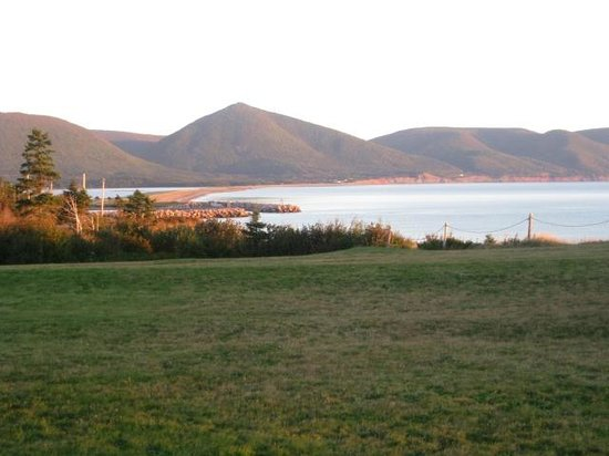 The Markland Coastal Beach Cottages: Outstanding view