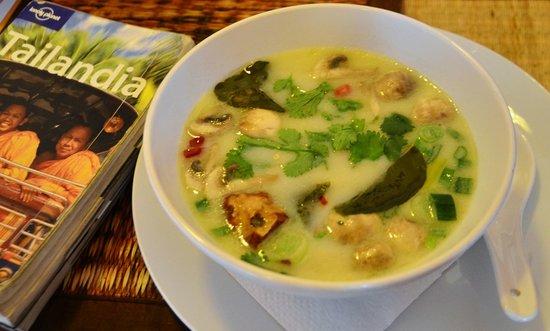 Comida Thai : todo delicioso!