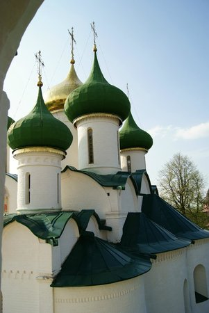Spaso-Evfimiyev Monastery Museum Complex: from the bell tower