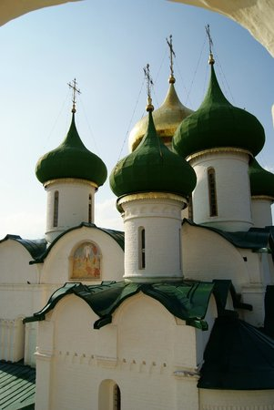 Spaso-Evfimiyev Monastery Museum Complex: from the bell tower 2