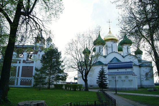 Spaso-Evfimiyev Monastery Museum Complex: main cathedral