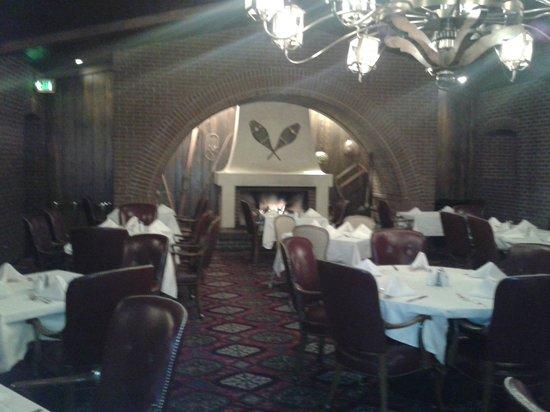 Little America Hotel: Restaurant