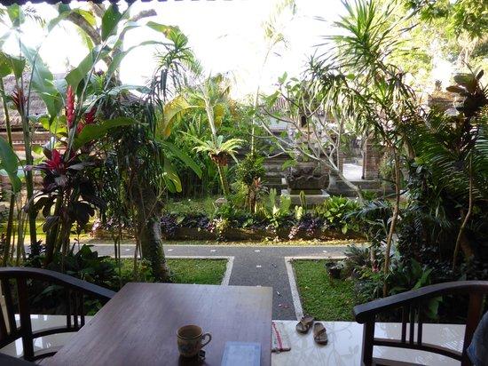 Karang Mesari Ubud Bungalow : View from our room