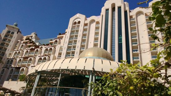 Herods Vitalis Spa Hotel Eilat : Herods Hotel - 3 parts of hotels
