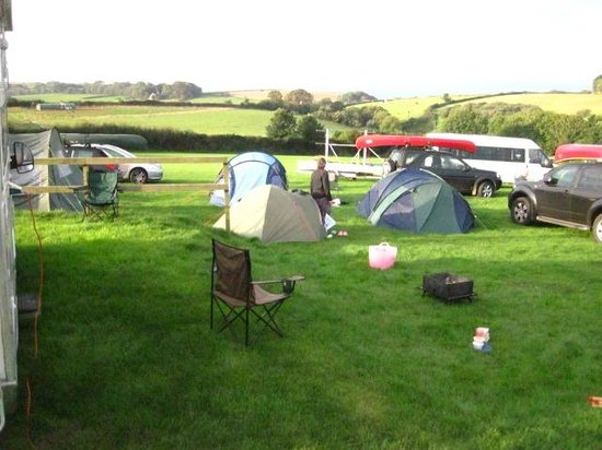 Penhale Caravan and Camping Park : Our little bit of Cornwall for the weekend