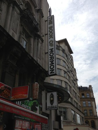 The Book of Mormon London : Matinee performance