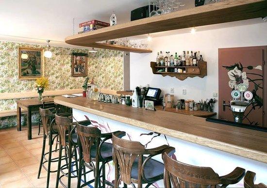 Plevel Restaurant: Plevel interier