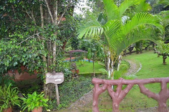 Crescent Residency : Resort reception