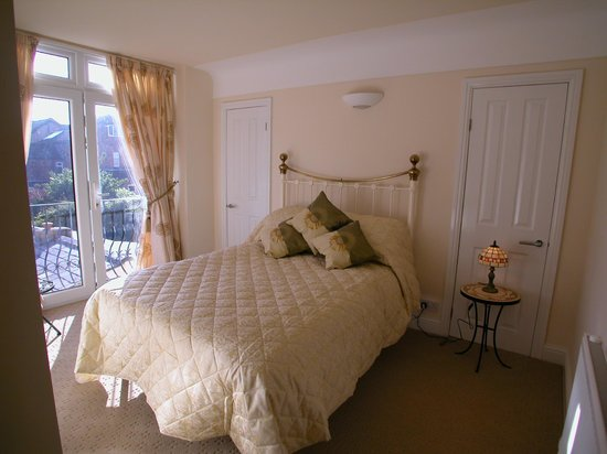 Abbey House Apartment Hotel: Bedroom 2 Bed Apartment