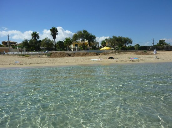 Casale Novello Bed & Breakfast : mare di San Lorenzo