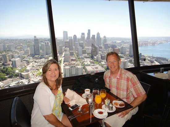 Space Needle Sky City  Truly High In The SkyTruly High In The Sky   Picture of Space Needle Sky City  Seattle  . Dinner Seattle Space Needle. Home Design Ideas