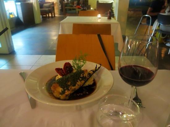 Zinc Port Douglas: delicious dinner