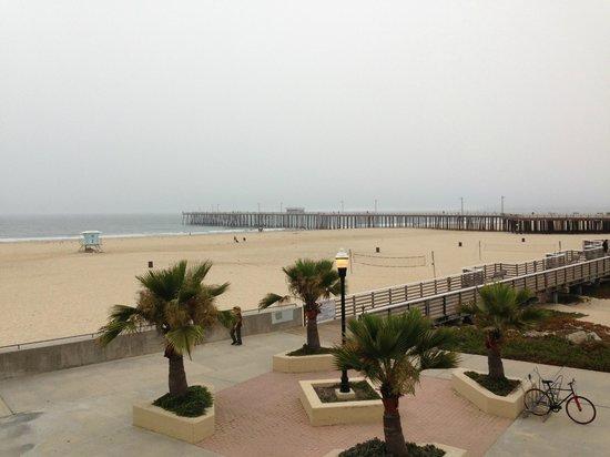 Sandcastle Inn: vue de la chambre