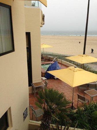 Sandcastle Inn: jacuzzi