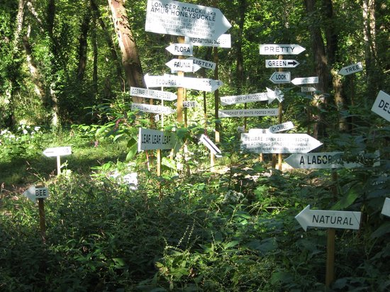 Indianapolis Museum of Art: A fun walk with art in the woods