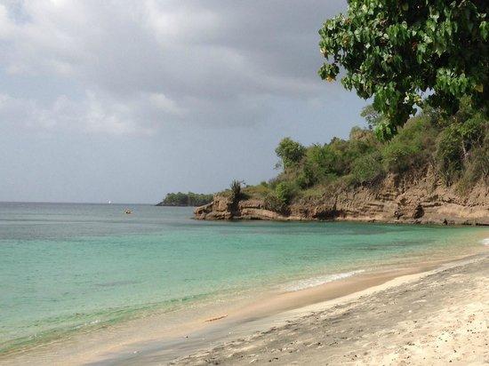 Laluna Hotel : Beach view