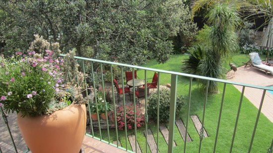 Claires of Sandton: A nice corner in the garden