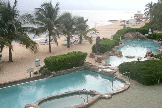 Wyndham Reef Resort: View from room