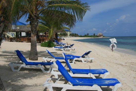Wyndham Reef Resort : beachfront