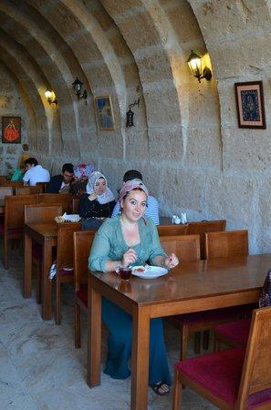Kapadokya Ihlara Konaklari & Caves: açık büfe kahvaltı