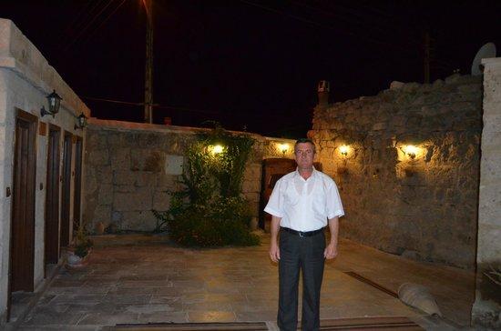 Kapadokya Ihlara Konaklari & Caves: sevgili cumali bey :) hizmetiniz için çok teşekkürler