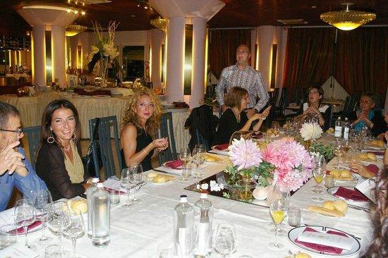 Agora Palace Hotel: Festa di compleanno