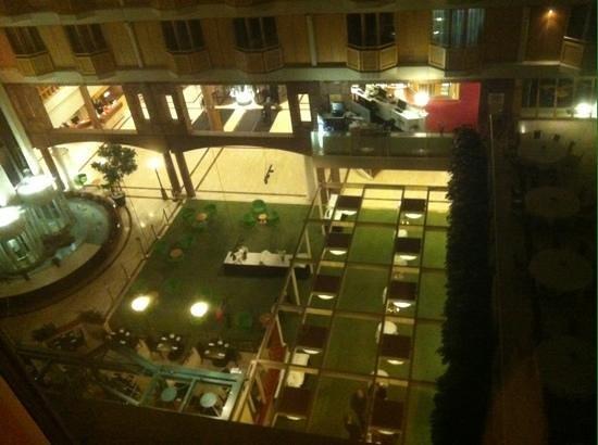 Radisson Blu Scandinavia Hotel, Gothenburg : view1