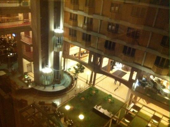 Radisson Blu Scandinavia Hotel, Gothenburg : view2