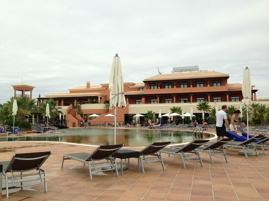 Monte Santo Resort: Main Hotel Building
