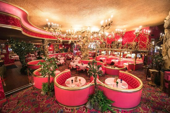 Madonna Inn Restaurant Breakfast