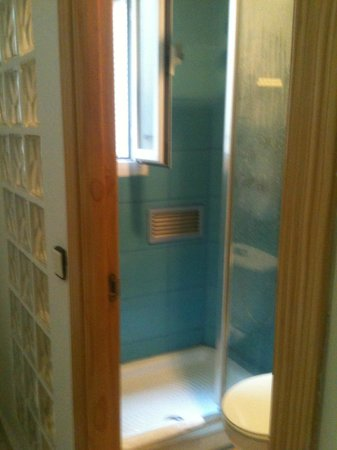 Hostal Salamanca: Baño