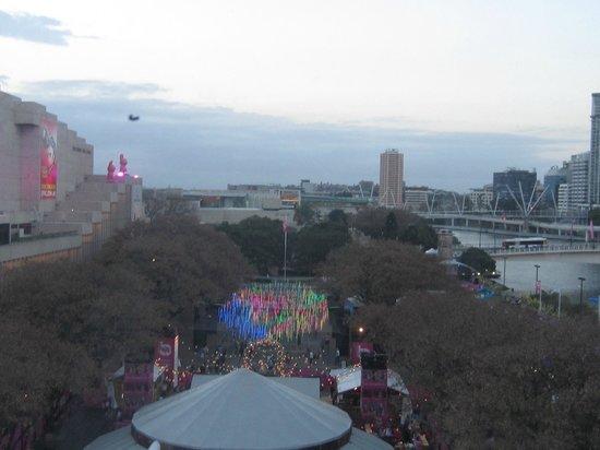 Wheel of Brisbane: Vista 1 Brisbane