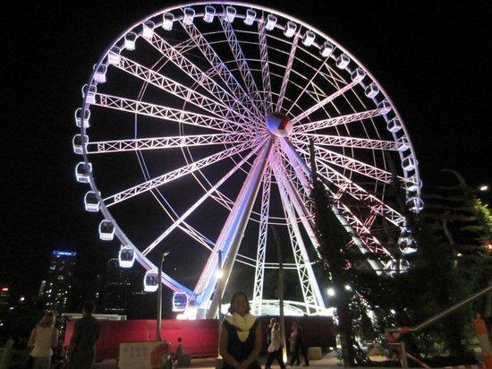 Wheel of Brisbane: La del recuerdo!