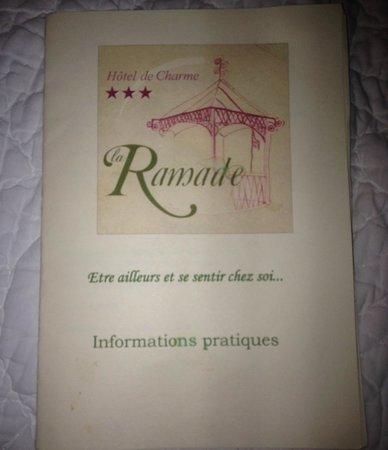 Hotel La Ramade : Hotel guide