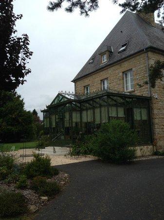 Hotel La Ramade: Conservatory