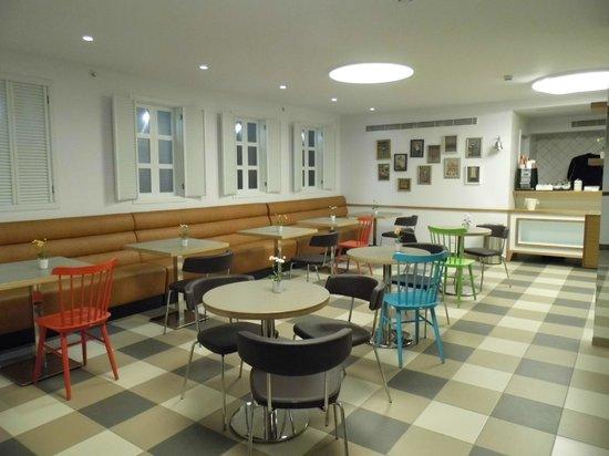 The Embassy Hotel Tel Aviv: Dining room