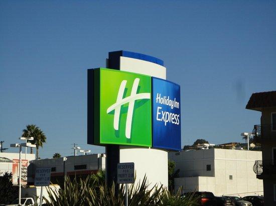 Holiday Inn Express San Diego Sea World - Beach Area: Front Sign