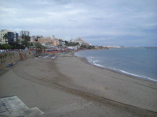 MedPlaya Hotel Balmoral: la plage