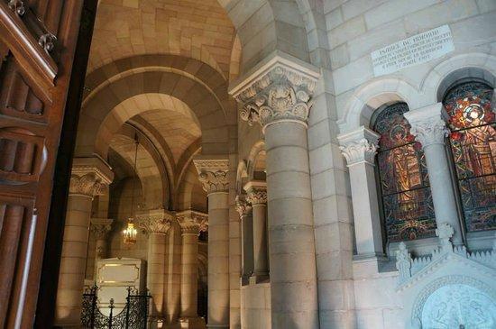 Almudena Crypt