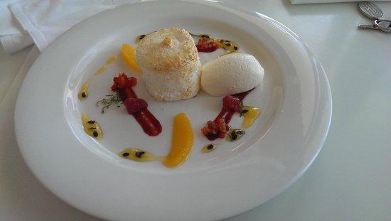 Harvest Restaurant: Devine dessert yum!