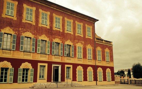 Musée Matisse : Le musée en octobre