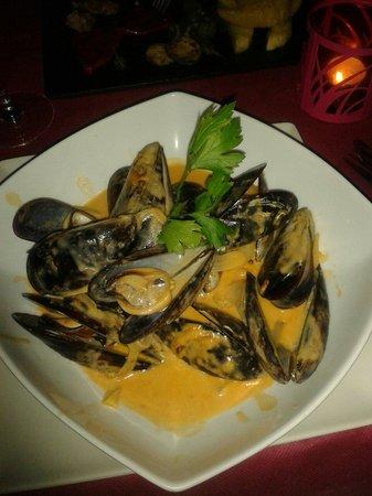 El Patio Chico: Fantastiskt goda musslor