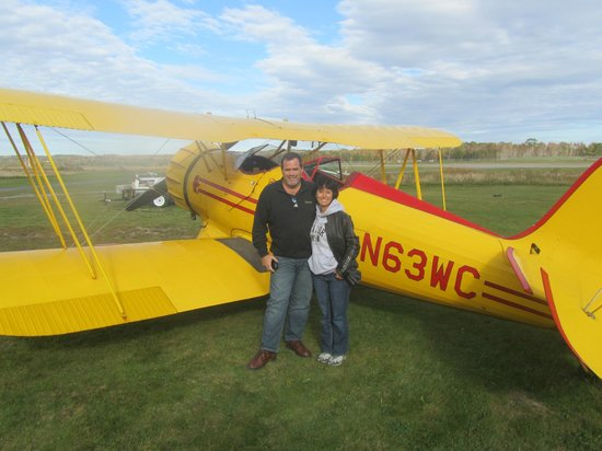 Acadia Air Tours: Nice Plane
