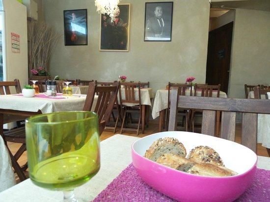 Restaurant le Marais à Toulon - Pains aux céréales