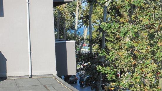 Villa Luigia : View from Balcony