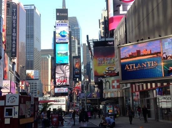 จตุรัสไทม์ส: Times Square, New York
