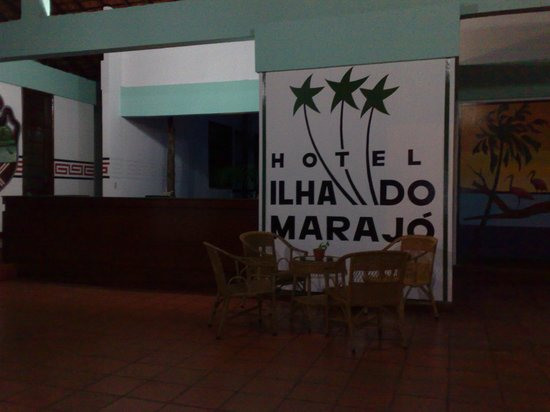 Hotel Ilha do Marajo: Hotel Ilha do Marajó - Soure/PA