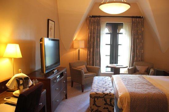 Ettington Park Hotel: Bedroom