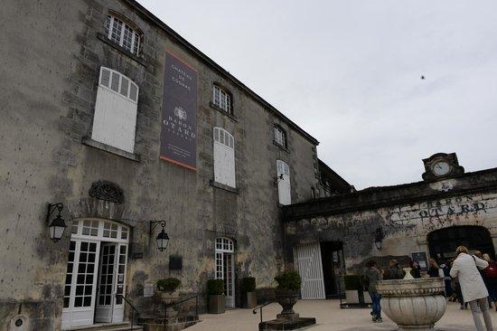 Château  Royal de Cognac - Maison de Cognac Otard : Slottet innbyr til ...